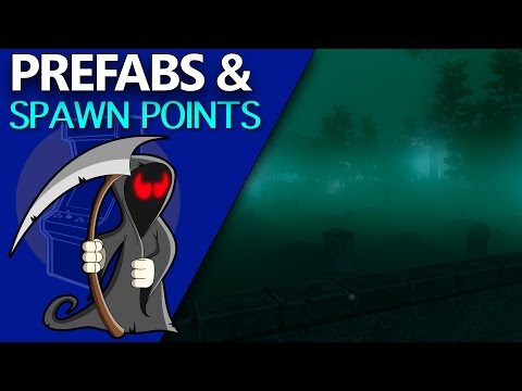 Creating Prefabs & Spawn Points in Unity - Unity 3D Game Development: Week 1  - E008