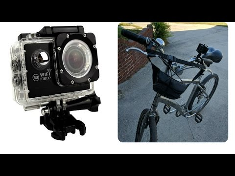 Canany Sports Action Cam    First Test