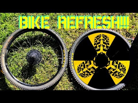 make your mtb feel like new!!!!