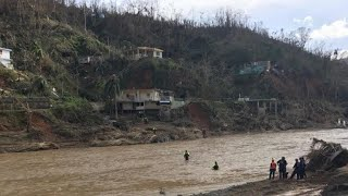Struggles continue in Puerto Rico, 6 months after Hurricane Maria