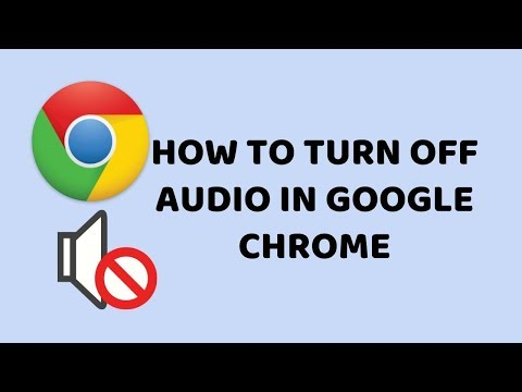 How to Turn Off Audio in Google Chrome   Tech Videos In Hindi