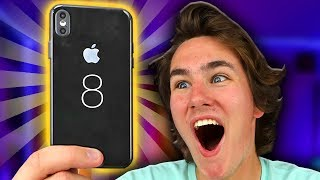 Is THIS the iPhone 8?