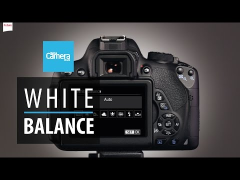 White Balance: Master your Canon DSLR