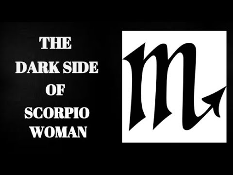 Dark Side Of Scorpio Woman In Relationships