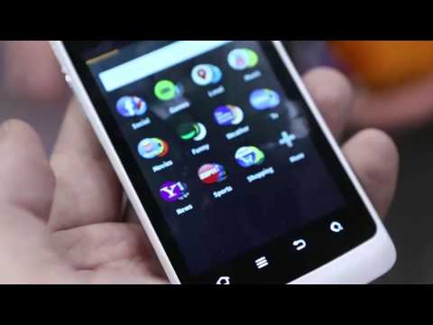 Firefox OS at CES 2013 - Reported by Engadget