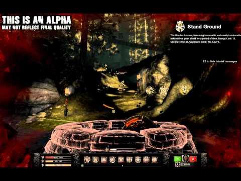 FORGE Alpha: Warden VS Assassin & Shaman - Battle 01
