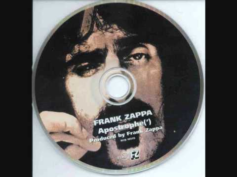 "FRANK ZAPPA-""Father O'Blivion"" LYRICS"