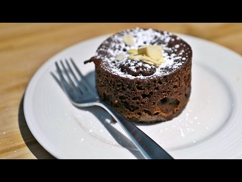 [Tony's Creation]Microwave cake without egg