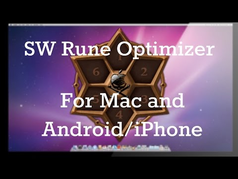 Summoners War: Rune Optimizer Guide For Mac