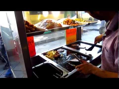 Persian Burger | Tehran Street Scenes 2012 | Travel to Iran | Go Backpacking