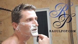 How to Shave with a Safety Razor