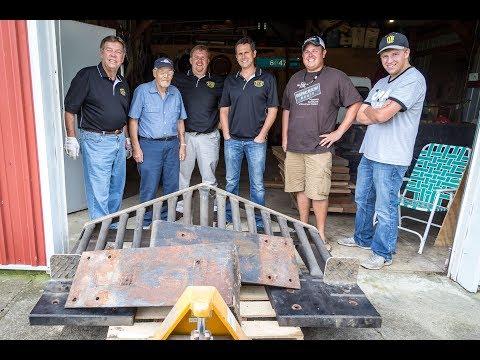 Tom Stephens Donates the Southern Railway Boiler Tube Pilot