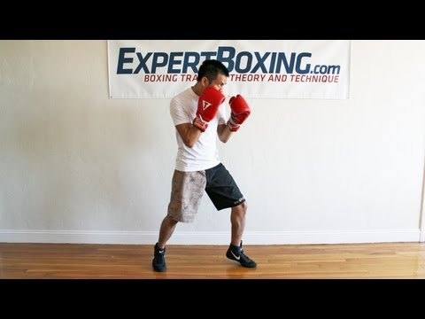 When to Use Bounce-Steps (Boxing Footwork)