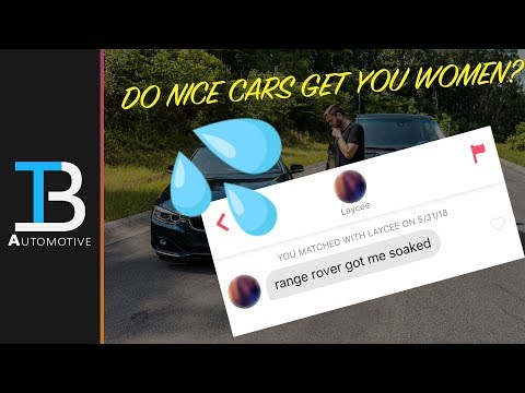 SHOCKING! - Do Nice Cars ACTUALLY Get You More Women? - Tinder Experiment