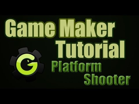 Platform Shooter Game Maker Tutorial