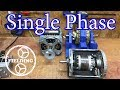 039. How Motors Work For Beginners: Single Phase Induction and Shaded Pole Motors