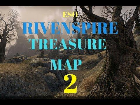 ESO RIVENSPIRE TREASURE MAP 2