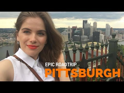 THE MOST EPIC TRIP TO PITTSBURGH