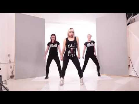 Dance Fitness Workout  - Legs, Bums & Tums