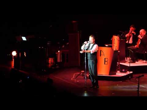 Alfie Boe 'Come What May' with Emily at O2 Arena London 12.12.14..HD