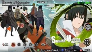 download naruto ultimate ninja impact mod texture