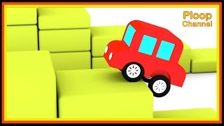 Cartoon Cars - AMBULANCE! - Construction Cartoons for Children - Childrens Animation Videos for kids
