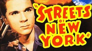 Streets of New York (1939) Action, Crime, Drama Full Length Film