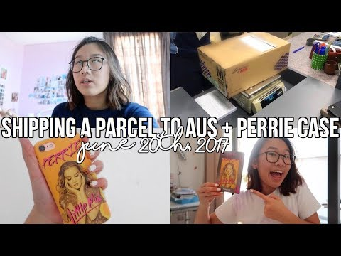 shipping a package to australia! june 20th, 2017!