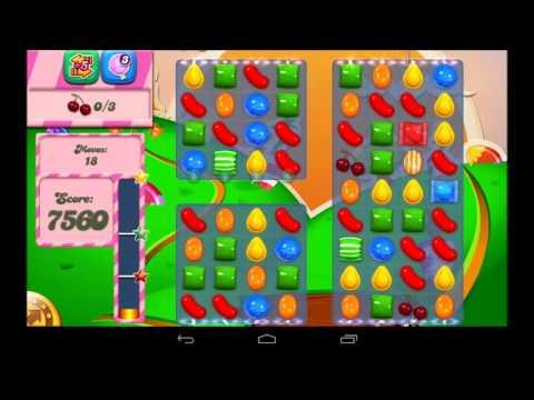 Candy Crush Saga Level 76 Walkthrough