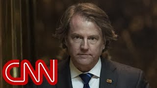 NYT: White House counsel McGahn cooperated