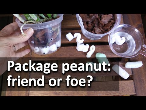 Package peanut: friend or foe? An experiment, and a warning!