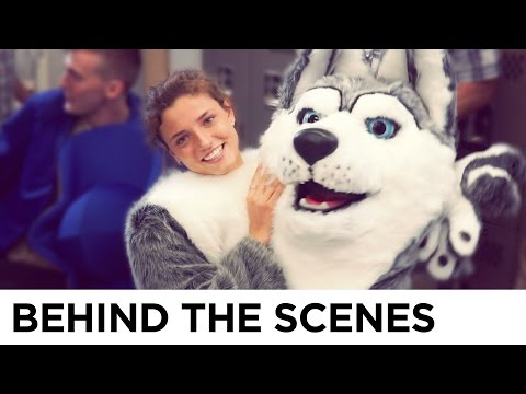 Mascot Dance Battle - Behind the Scenes