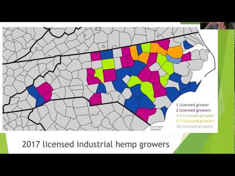 The Business of Hemp - An Introduction to the NC Industrial Hemp Industry