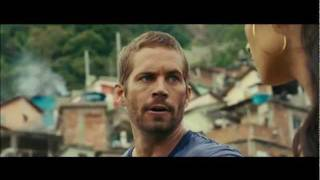 Fast Five: Clip: Reyes´ men chase Brian and Mia