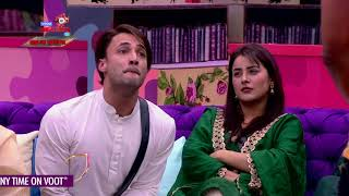 Bigg Boss 13 Review: Asim Shows His Shoes To Siddharth, Siddharth Loses Temper