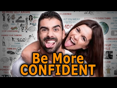 HOW TO be More Confident - The Best Tips to Boost your Confidence