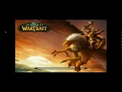 BUG IN World of warcraft  that let you fly in the sky!
