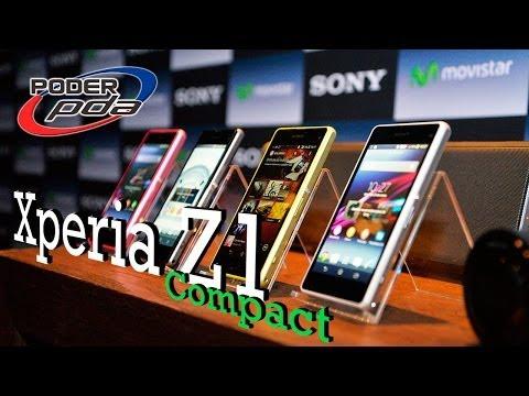 Xperia Z1 Compact llega a México
