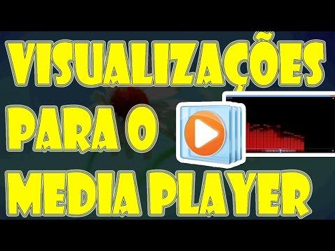 Como Baixar e Instalar Visualizações para o Windows Media Player