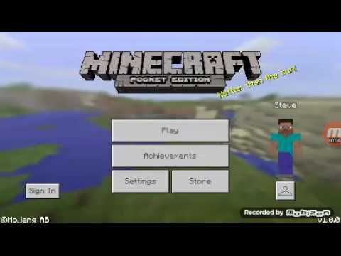How to get on and off a horse in Minecraft
