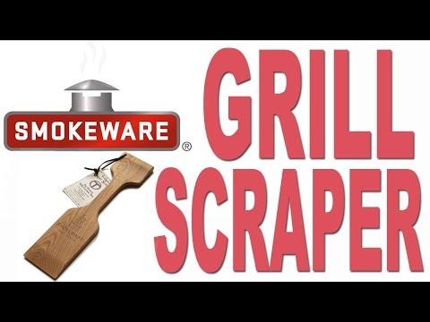 Grill Scraper for the Big Green Egg