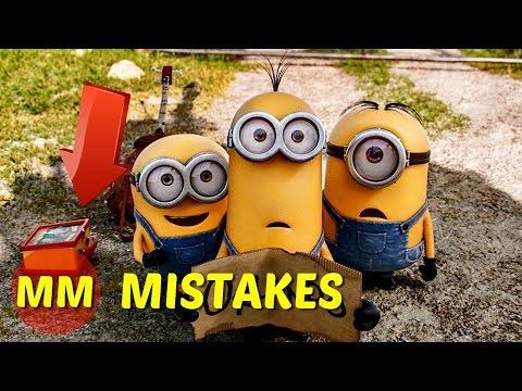 12 Poorly Hidden Movie Behind Minions Movie