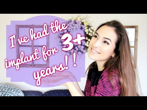 Birth Control Implant || 3 Year Update