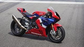 2021 Honda CBR1000RR-R Fireblade SP First Look Preview