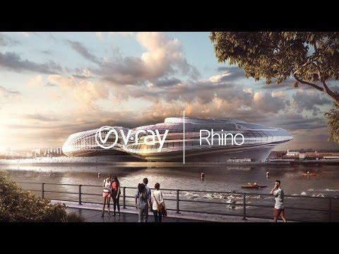 V-Ray 3 for Rhino – Webinar