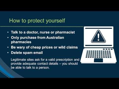 Planning on buying medicines or medical devices over the internet?