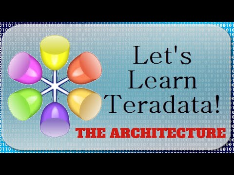 Let's Learn Teradata Lesson 1: Parallel Processing