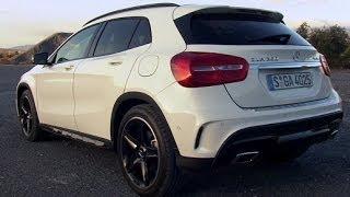 Der neue Mercedes-Benz GLA (2014)