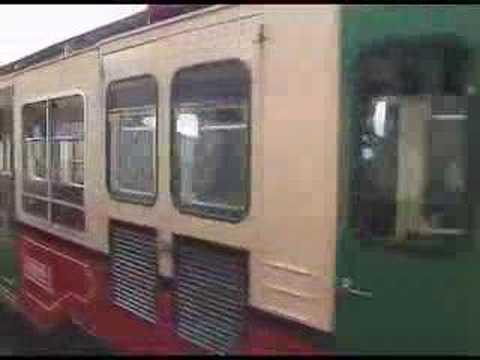 Snowdonia mountain railway 2001