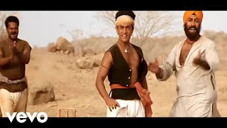 Chale Chalo - Lagaan | Lyric Video | Aamir Khan | A. R. Rahman
